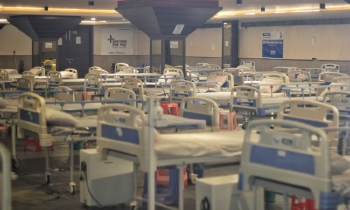 Delhi Gets More Than 11k Beds In Private Hospitals For 2021 Covid Wave-TeluguStop.com