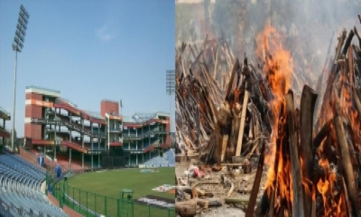 Delhi Recorded More Deaths Than Runs Scored On Ipl Match Days-TeluguStop.com
