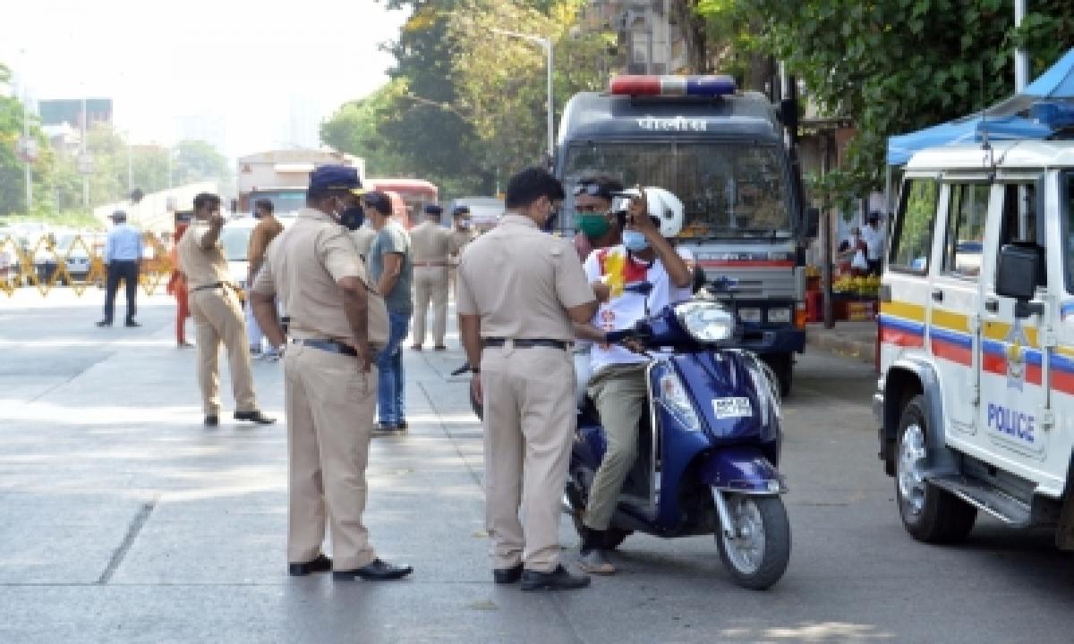 Delhi Terror Module Bust: Maha Ats, Cops Grill Suspect's Kin-TeluguStop.com