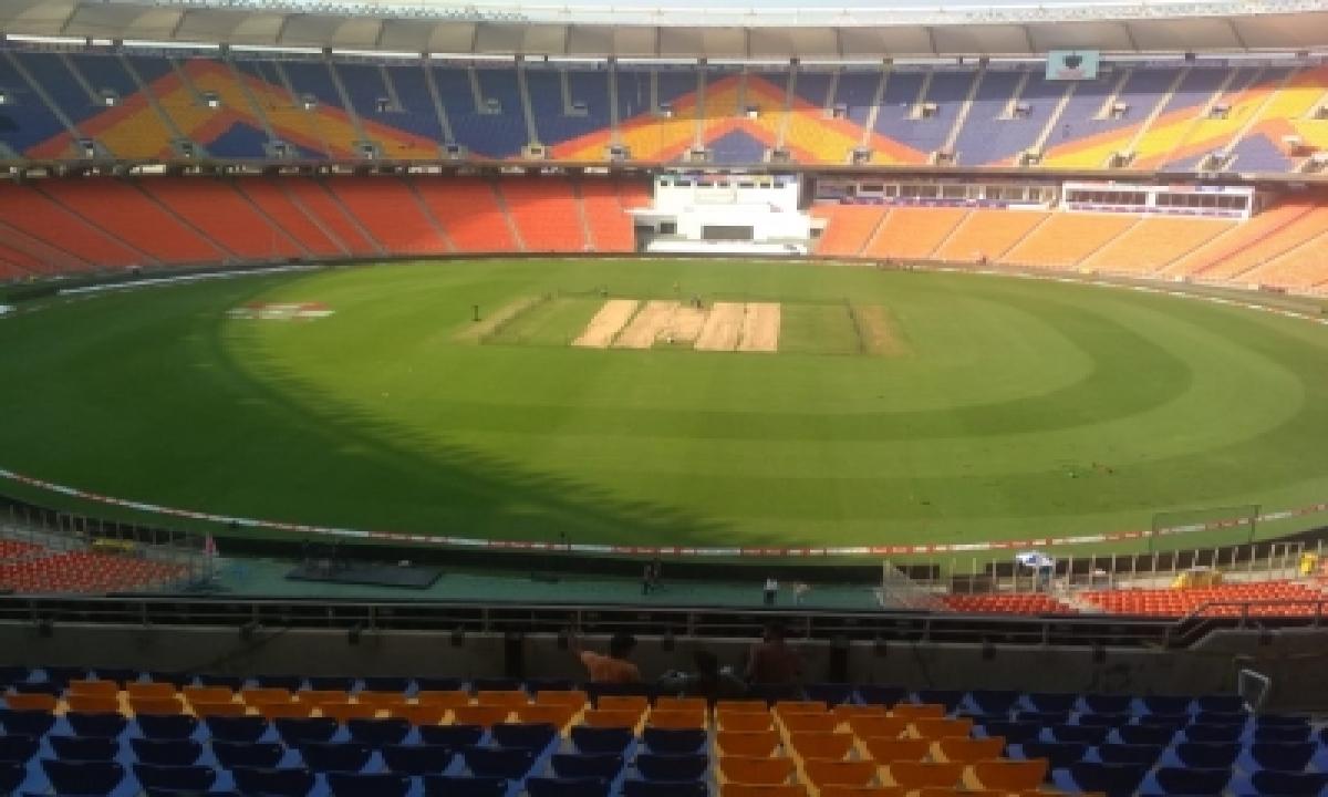 Delhi To Host 2 Pakistan Ties, Ahmedabad Final Of T20 World Cup-TeluguStop.com