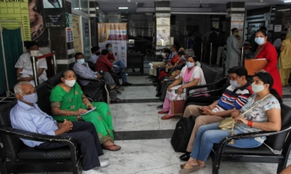 Delhi Touches New Covid High, At Over 10k Cases-TeluguStop.com