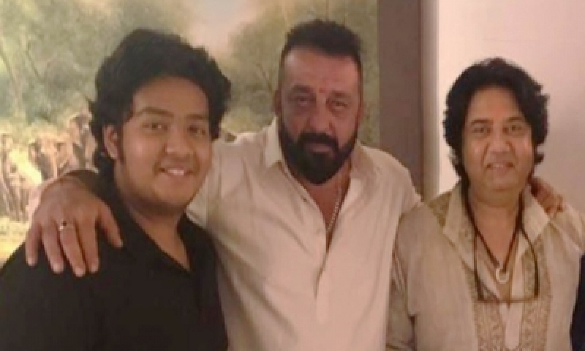 Dhruv Verma Shares His Excitement On Working With Sanjay Dutt In 'the Good Maharaja'-TeluguStop.com