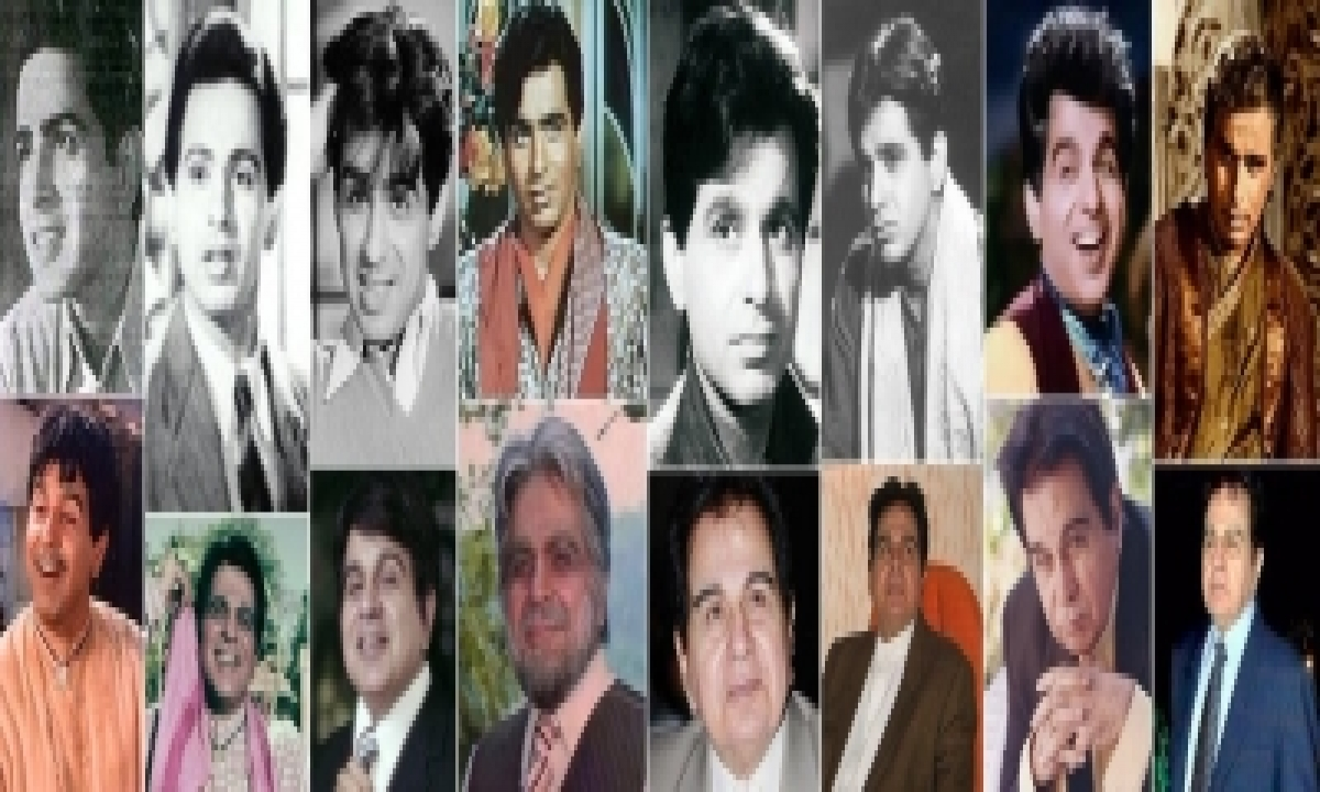 Dilip Kumar: Life In A Timeline-TeluguStop.com