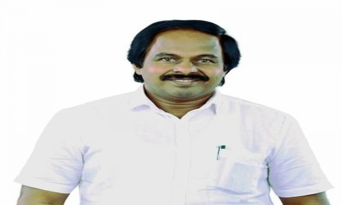 Dmk Government To Convert Hosur Into Silicon Valley: Minister-TeluguStop.com
