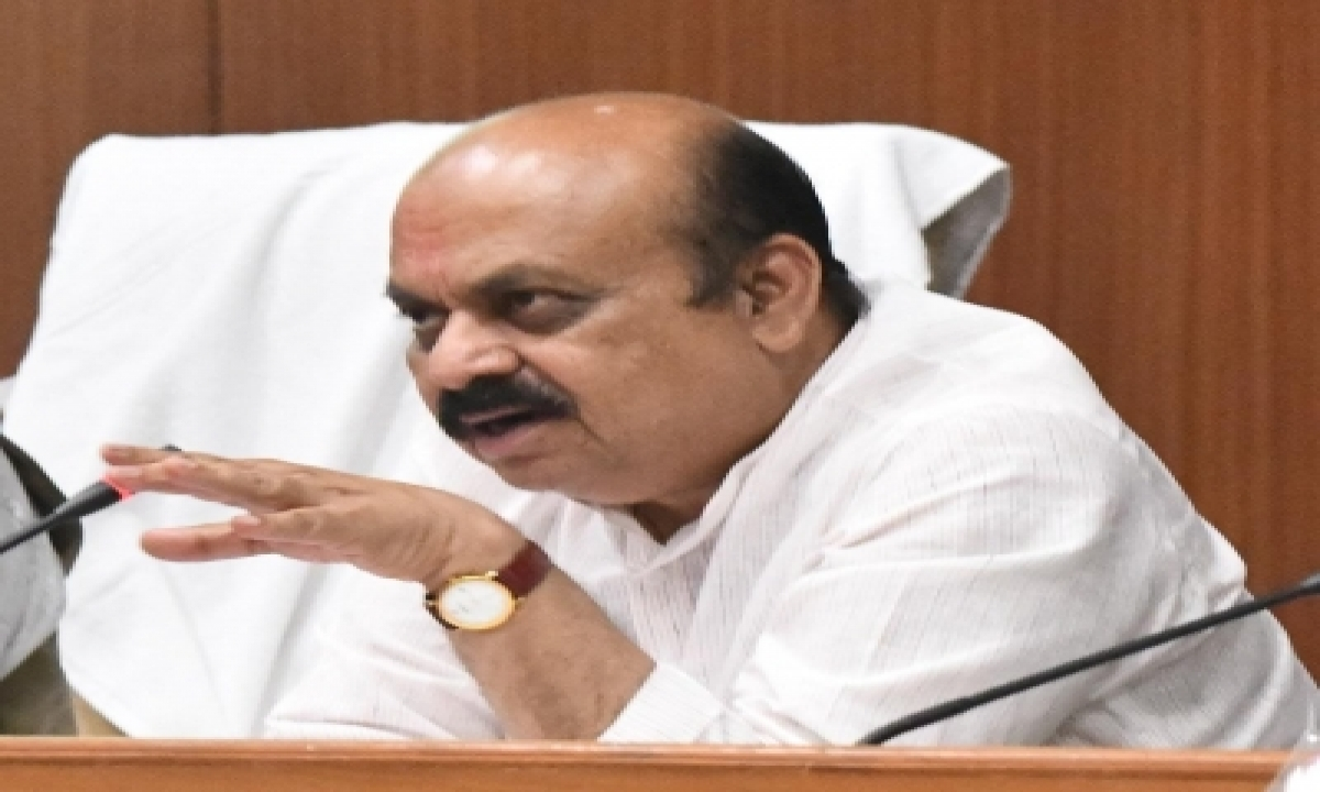Don't Demolish Temples In Haste, Clear Guidelines To Be Issued In 2 Days: K'taka Cm-TeluguStop.com