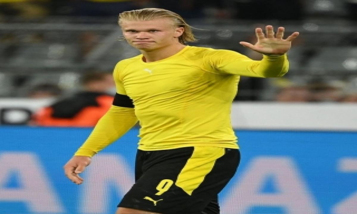 Dortmund Eying Silverware As Haaland Starts Farewell Tour-TeluguStop.com