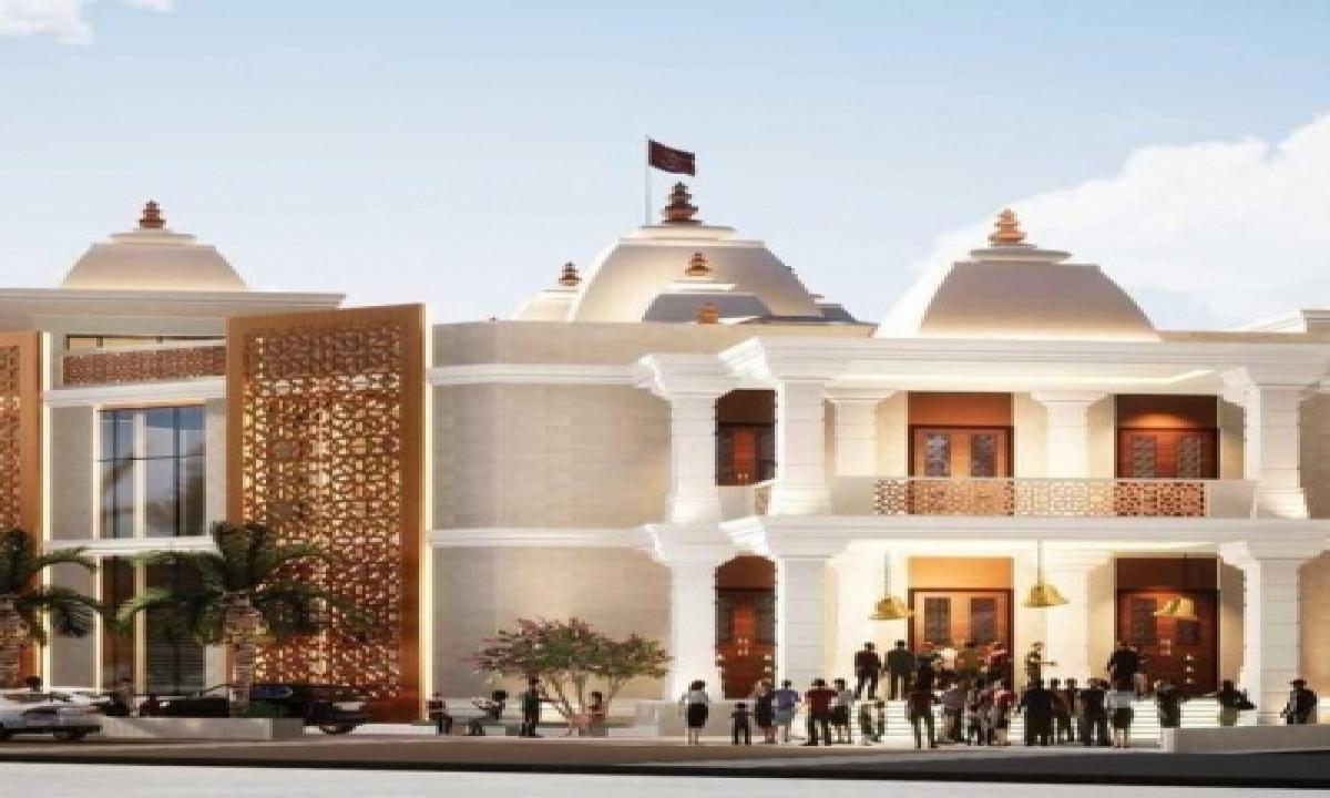 TeluguStop.com - Dubai Hindu Temple To Open Doors By Diwali 2022