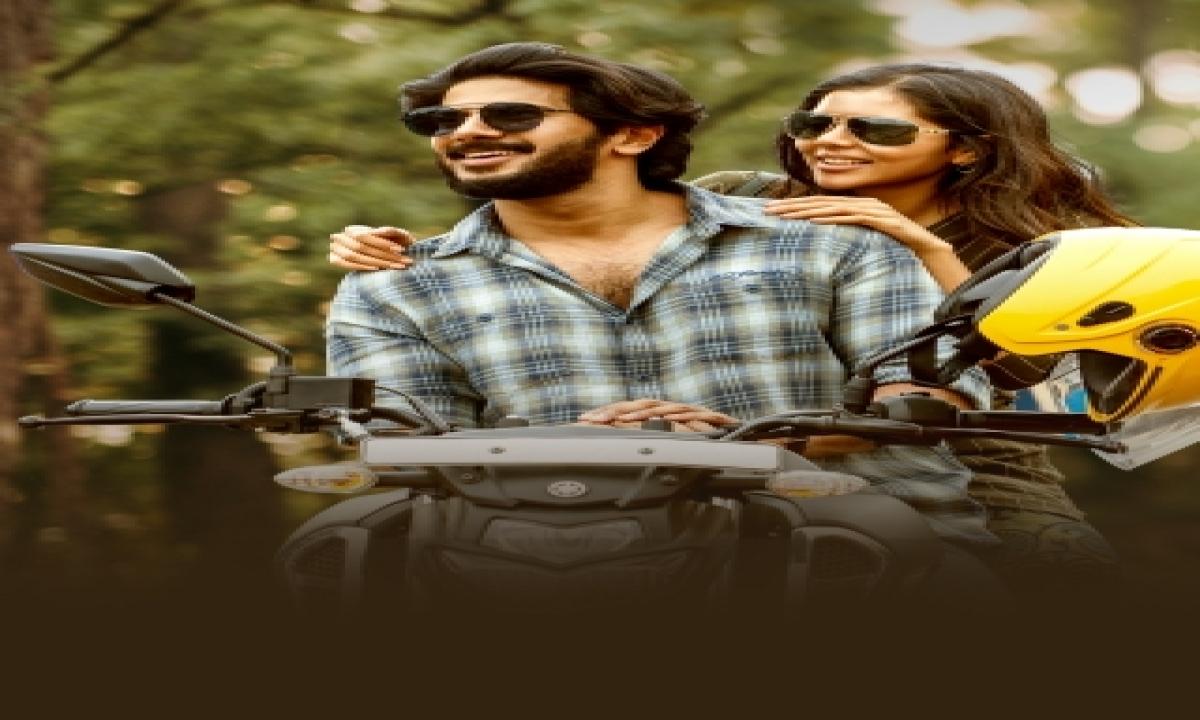 Dulquer Salmaan Releases First Look Poster Of 'hanu-man'-TeluguStop.com