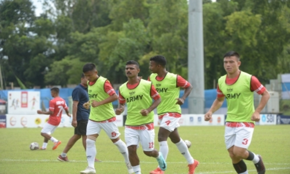 Durand Cup: Hyderabad Fc To Face Army Red In A Must-win Encounter-TeluguStop.com