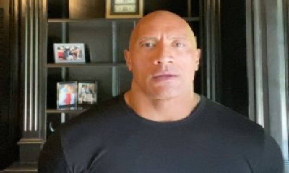 Dwayne Johnson Shares Experience Of Playing With Daughter's Barbie-TeluguStop.com
