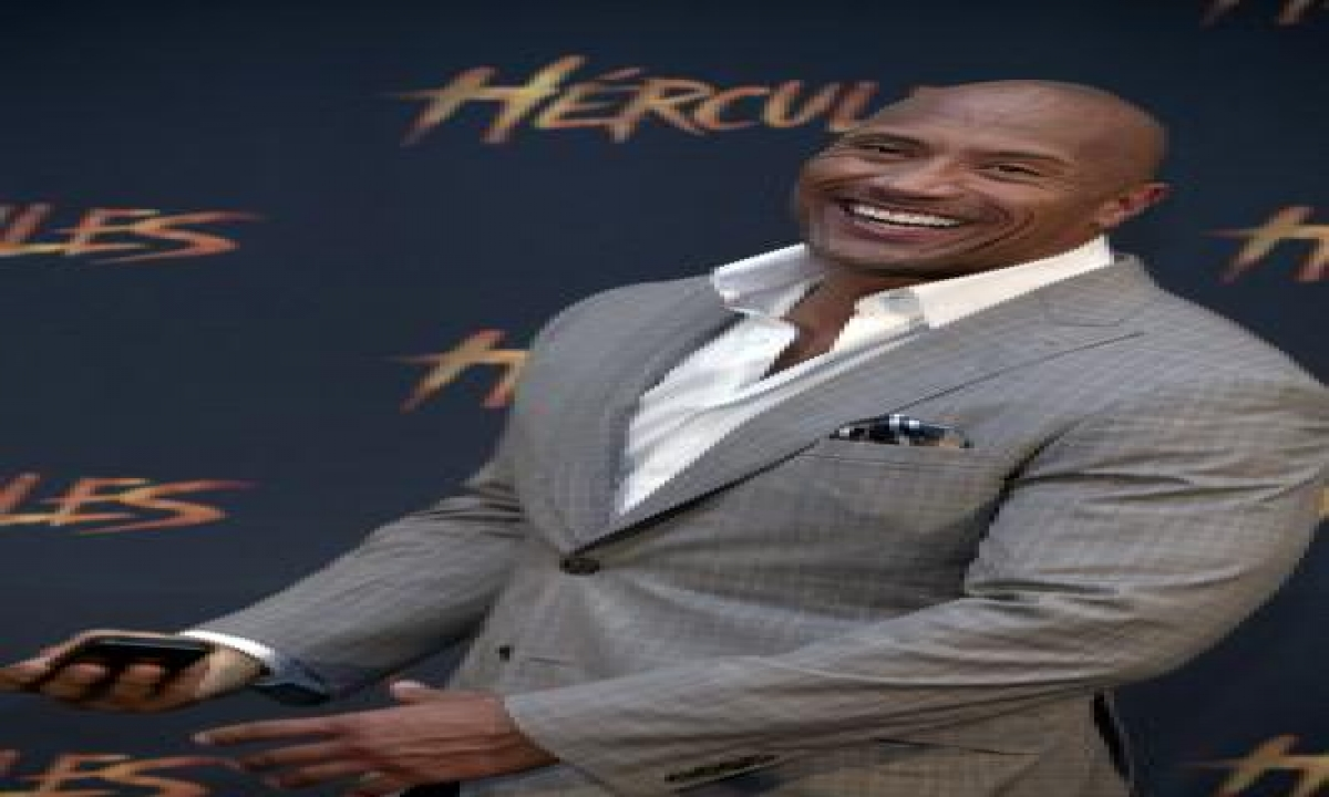 Dwayne Johnson Shares Experience Of Playing With Daughter's Barbie (ld)-TeluguStop.com