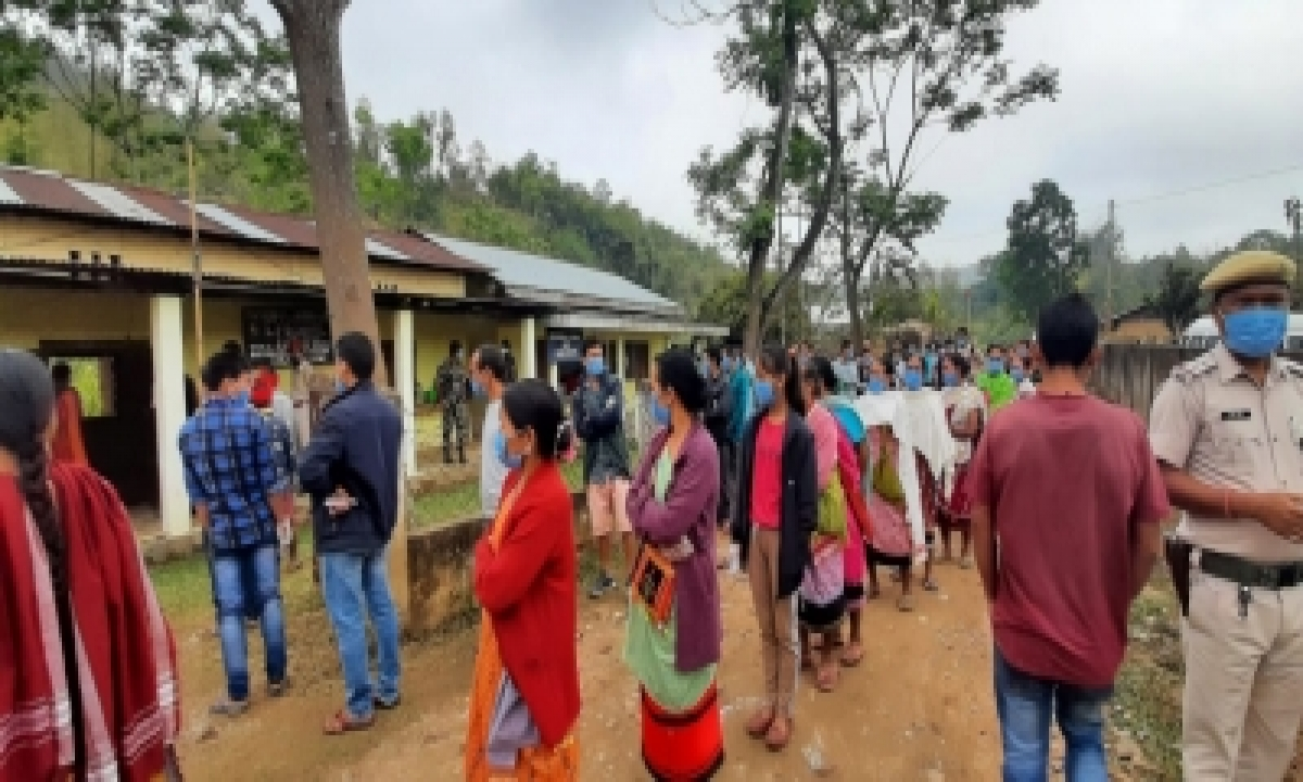 Ec Order Re-polling In 4 Polling Stations In 3 Assembly Seats In Southern Assam-TeluguStop.com