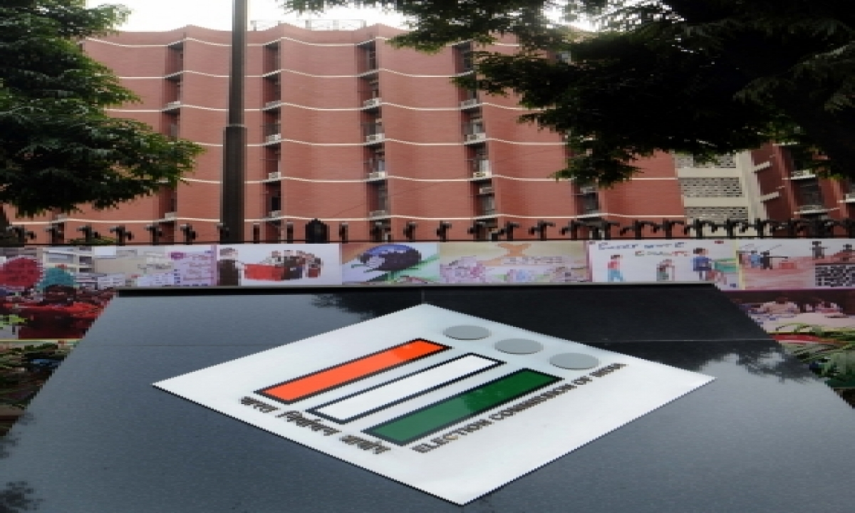 Ec To Deploy 52 Companies Of Central Forces For Bengal Bypolls-TeluguStop.com