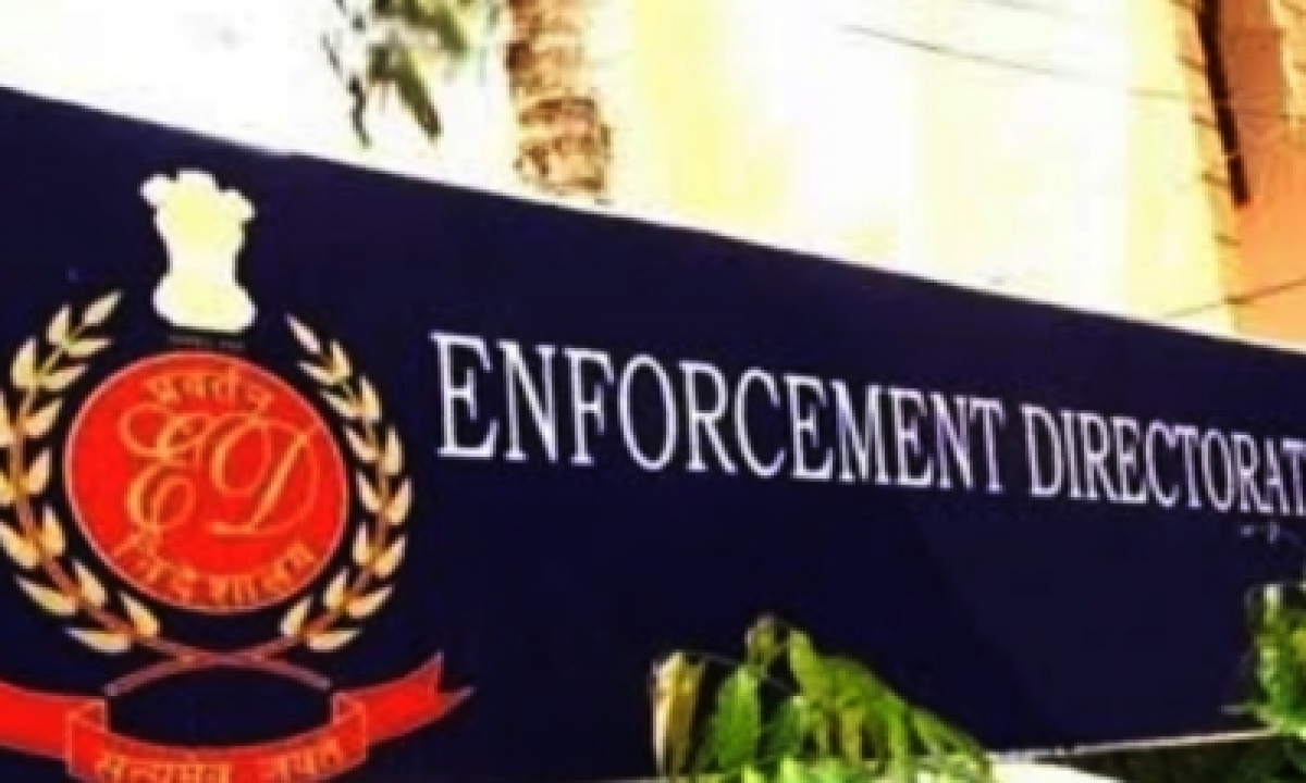 Ed Orders Freeze On Rs 88 Lakh Funds Of Qatar Crime Accused-TeluguStop.com