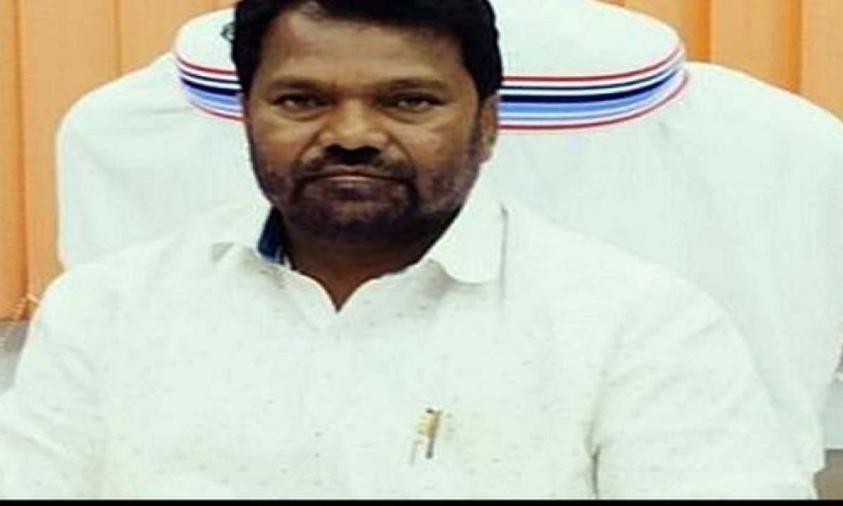Education Minister Jagarnath Mahto Applies For Admission For Intermediate-ఇంటర్ చదివేందుకు అడ్మిషన్ తీసుకున్న విద్యాశాఖ మంత్రి-Breaking/Featured News Slide-Telugu Tollywood Photo Image-TeluguStop.com