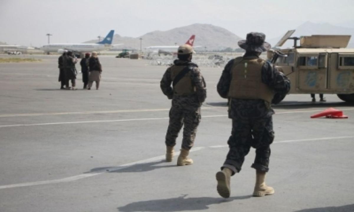 Efforts Underway To Resume Int'l Flights In Kabul Airport-TeluguStop.com