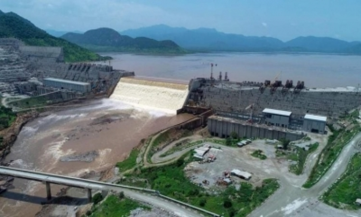 Egyptian, Sudanese Delegations To Discuss Nile Dam-TeluguStop.com