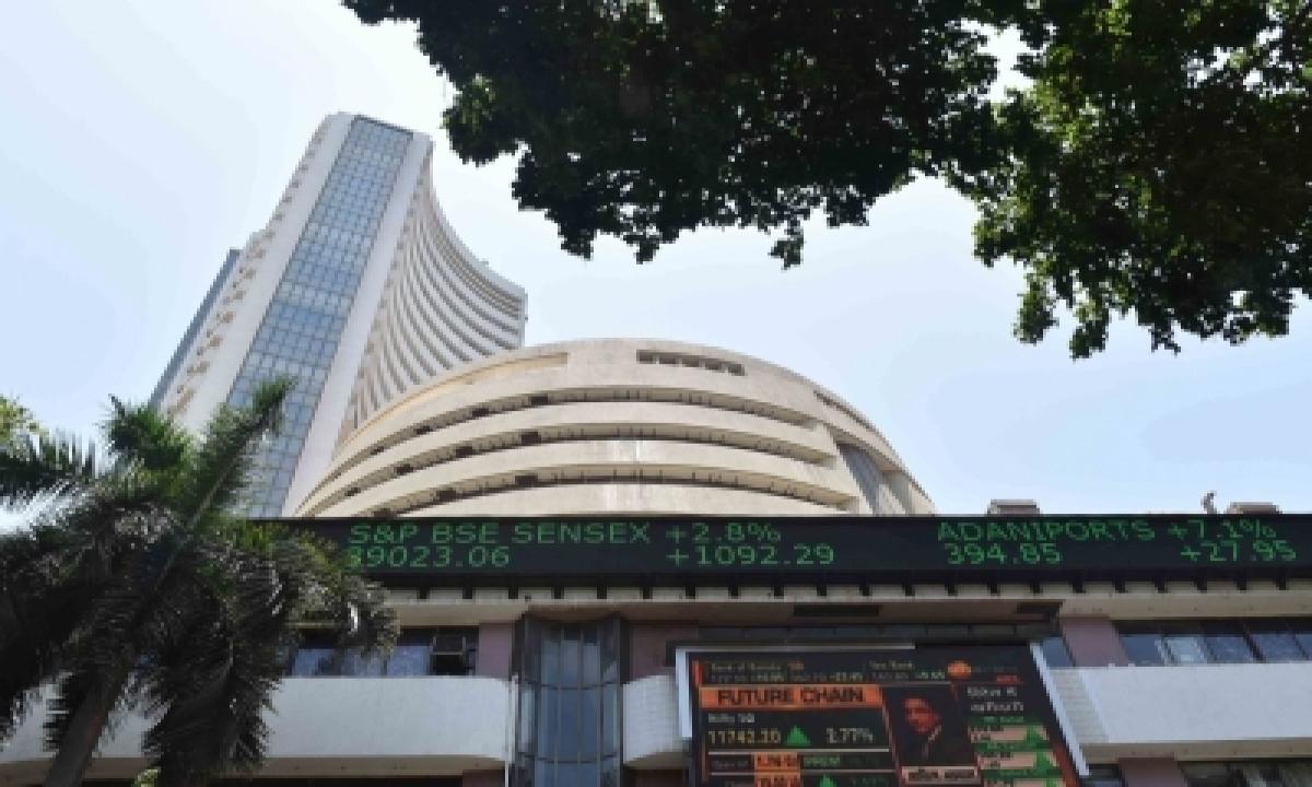 Equity Market Make Gains; Sensex Up Over 61k Pts – Mumbai Stock Market | Sensex Nifty News | Business-TeluguStop.com