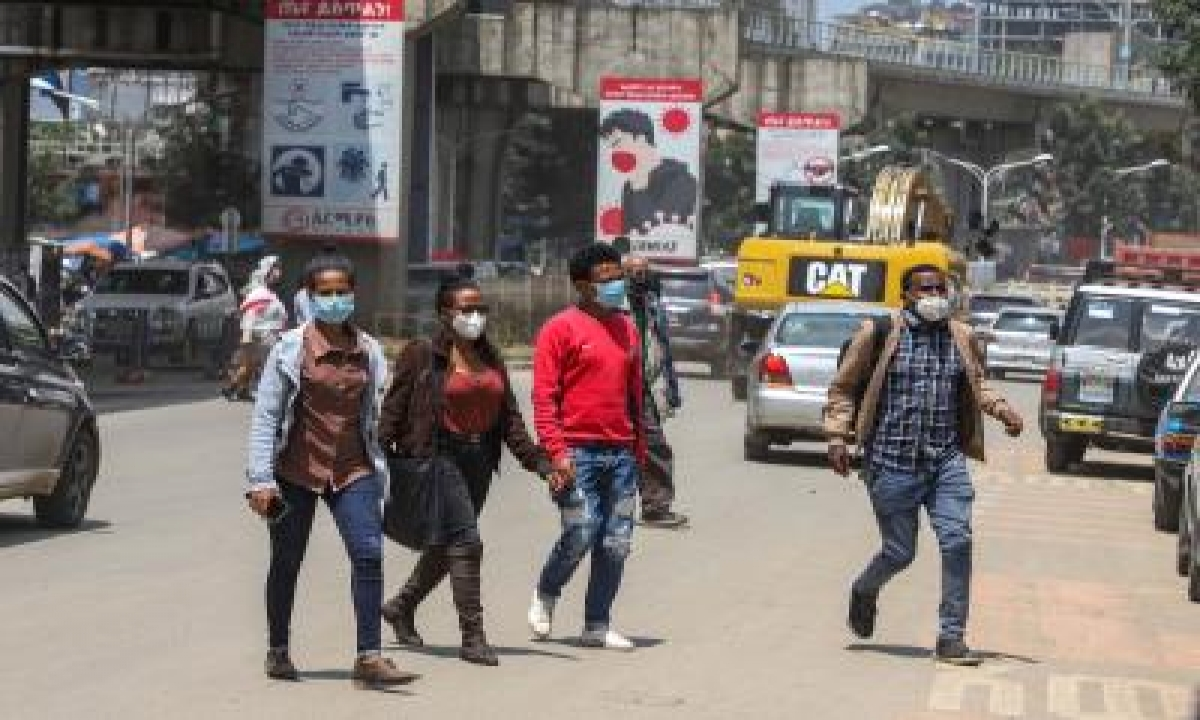 Ethiopia Boosts Health Screening Measures In Airports-TeluguStop.com