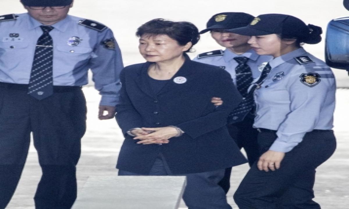 Ex-s.korean President's 20-year Prison Sentence Upheld-TeluguStop.com