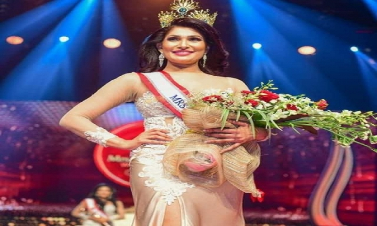 Ex-sl Beauty Queen Arrested After Pageant Fiasco-TeluguStop.com