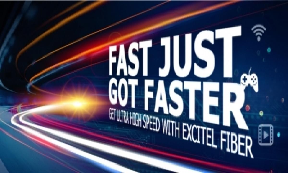 Excitel Expands Fibre Broadband Services To More Cities-TeluguStop.com