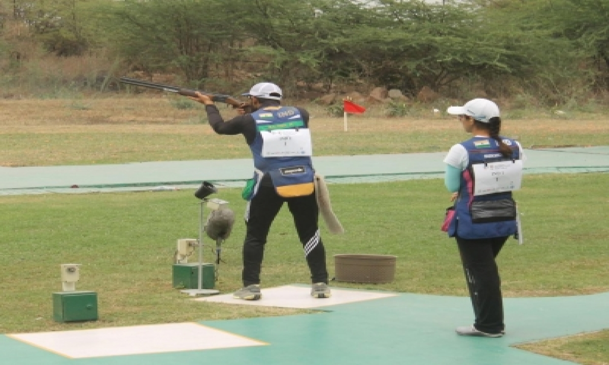 Eyeing Olympics, Indian Shooters May Train/acclimatise In Korea-TeluguStop.com
