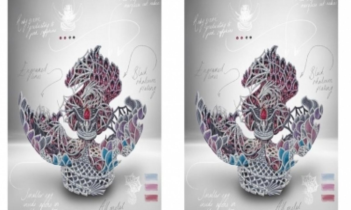Faberge Hatches A Game Of Thrones Collaboration-TeluguStop.com