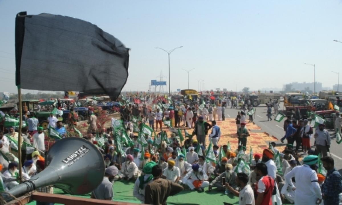 Farmers To Protest At Raj Bhavans On June 26 Against Farm Laws-TeluguStop.com