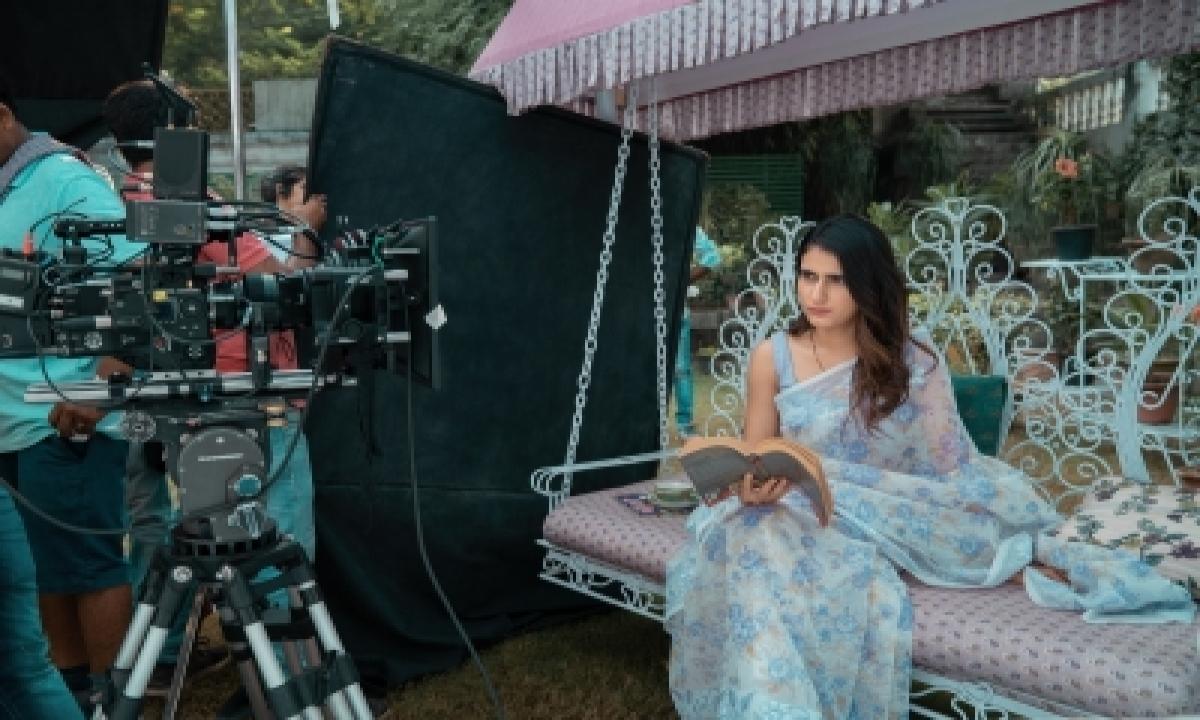 Fatima Sana Shaikh Opens Up On 'ajeeb Daastaans' Role-TeluguStop.com
