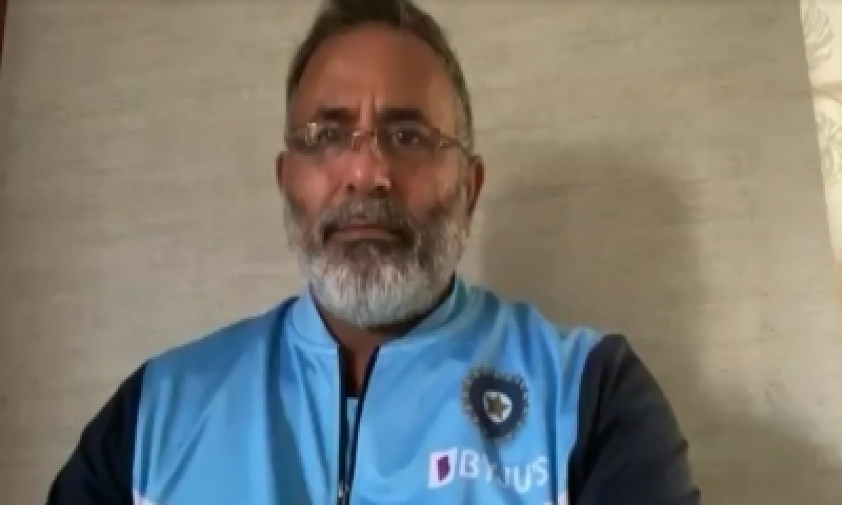 TeluguStop.com - Fearless India Risked Losing 4th Test To Win The Series: Bharat Arun