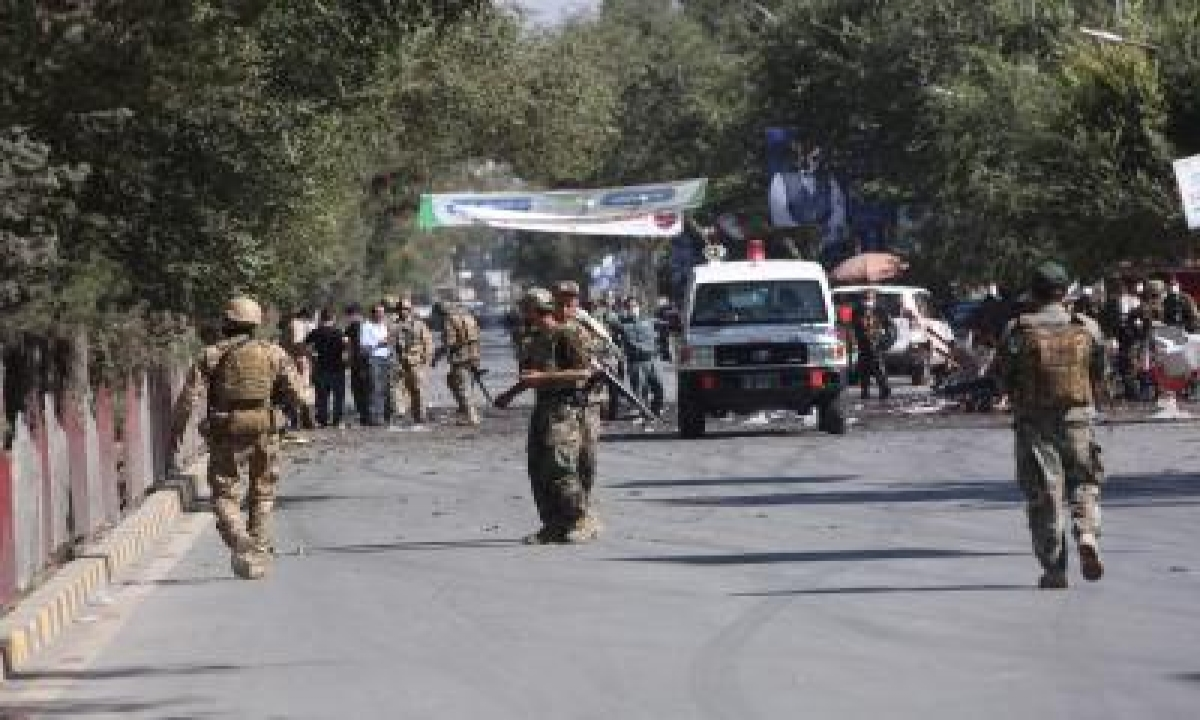 TeluguStop.com - Fighting Continues In Afghanistan Amid Progress In Peace Talks
