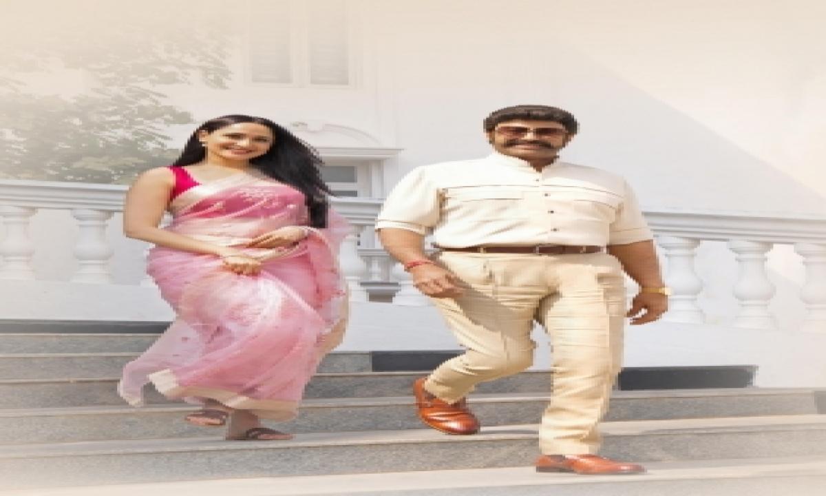 First Track Out From Balakrishna's Telugu Film 'akhanda'-TeluguStop.com