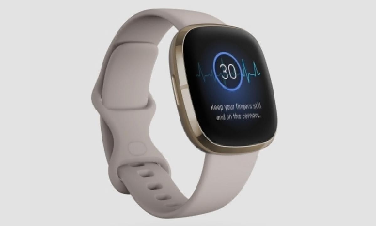 Fitbit Researching Wrist-based Bp Tracking In 'sense'-TeluguStop.com