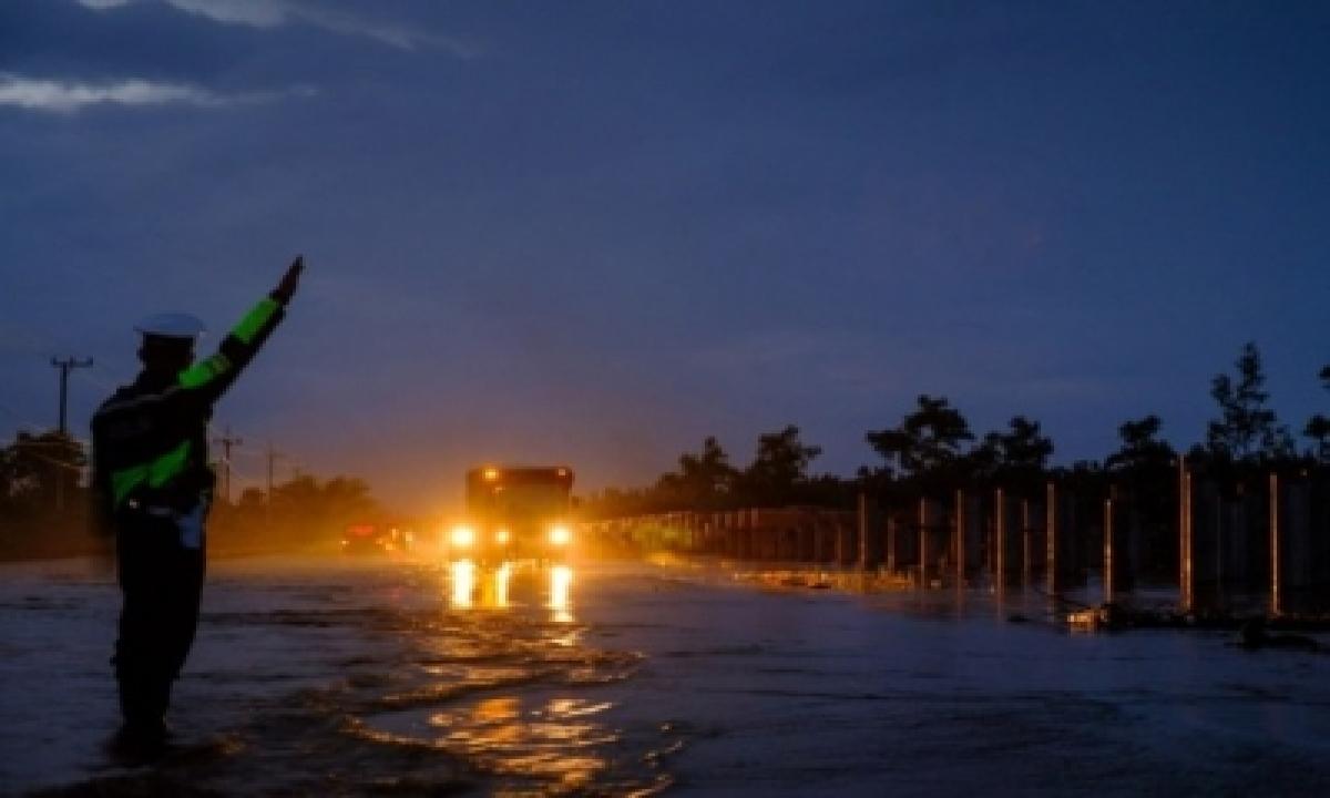 Floods Wreak Havoc In Indonesia, Thousands Affected-TeluguStop.com