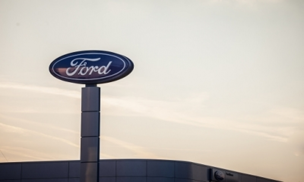 Ford India's Chennai Workers Restart Ecosport Production For Exports-TeluguStop.com