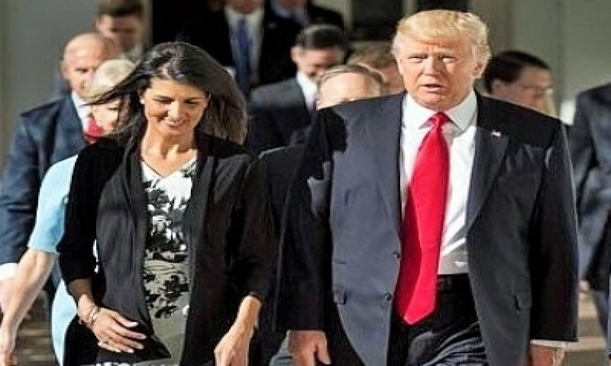 Former Nikki Haley Lawyer To Defend Donald Trump In Impeachment Trial-TeluguStop.com