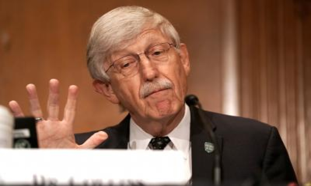 Francis Collins To Step Down As Director Of Us National Institutes Of Health – International-TeluguStop.com
