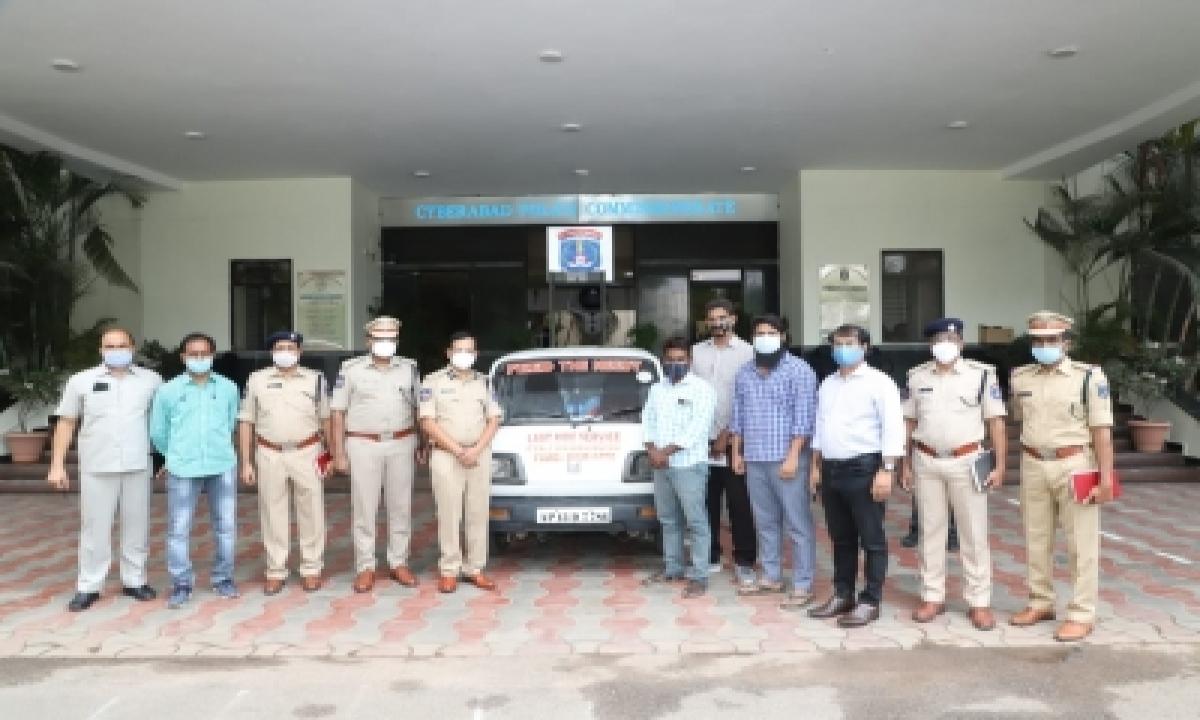 Free last Ride Service' Resumes In Cyberabad-General-English-Telugu Tollywood Photo Image-TeluguStop.com