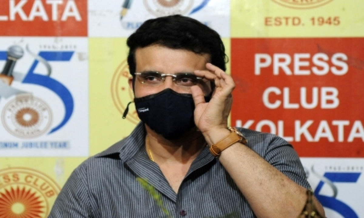 Ganguly Hospitalised Again With Chest Pain-TeluguStop.com