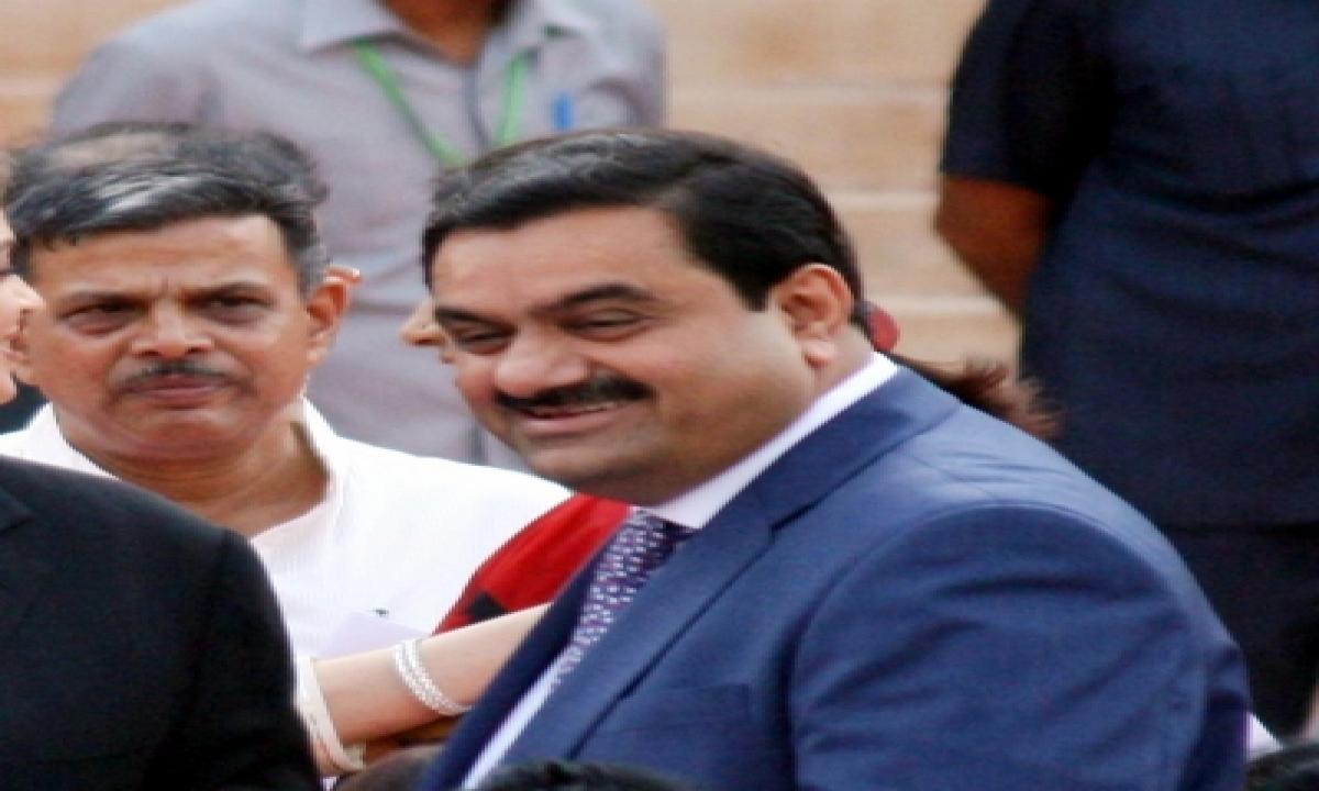Gautam Adani Says On Track To Be The World's Largest Renewable Generating Company-TeluguStop.com