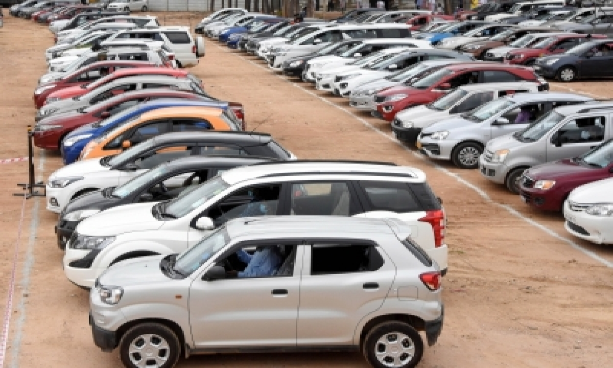 Give Back Our Land Or Employ Us As Agreed: Workers Demand Of Pca Automobiles-TeluguStop.com