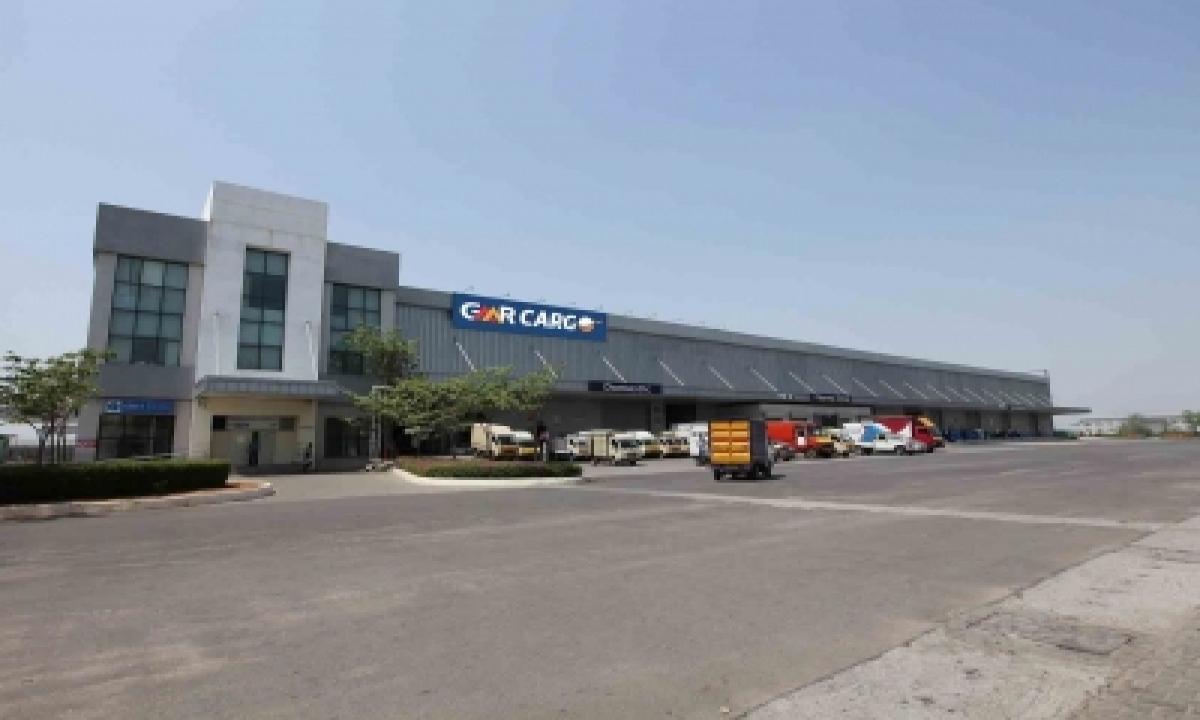 Gmr Launches 'aerocity Hyderabad'-TeluguStop.com
