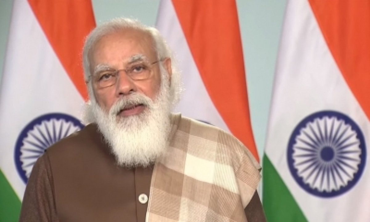 Governors Should Supplement States' Efforts To Tackle Covid: Modi-TeluguStop.com
