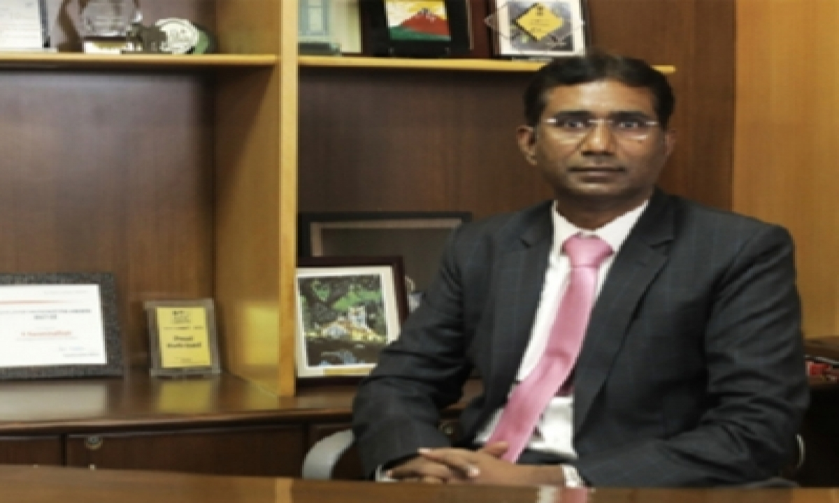 Gs1 India Elevates S. Swaminathan As Ceo-TeluguStop.com