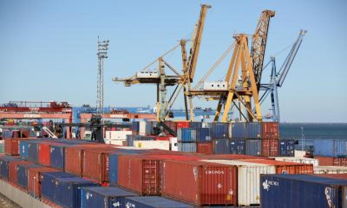 Gujarat Govt Inks Pact With Adani For Largest Logistics Park-TeluguStop.com