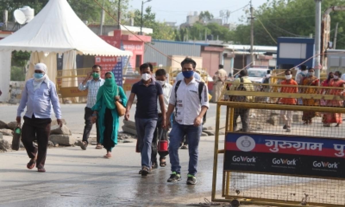 Gurugram Administration Asks Rwas To Follow Covid Norms Amid Surge-TeluguStop.com