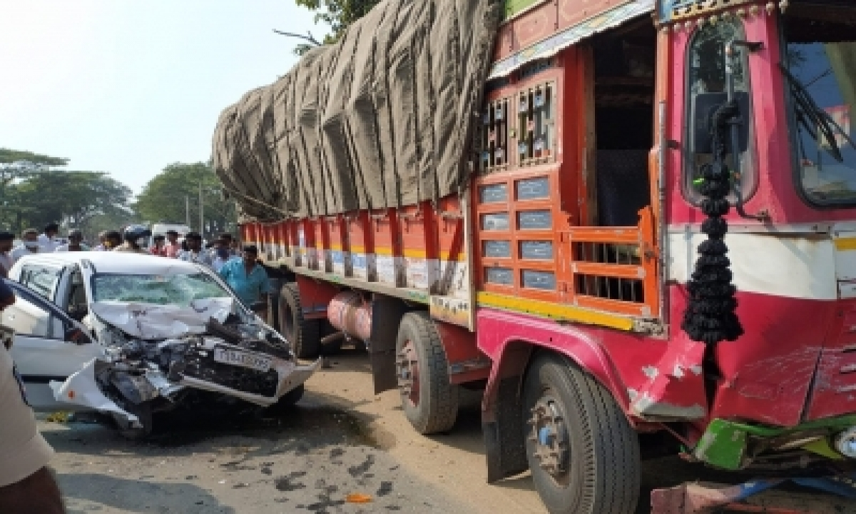 TeluguStop.com - Gurugram Aims To Reduce Road Accidents By 25% This Year