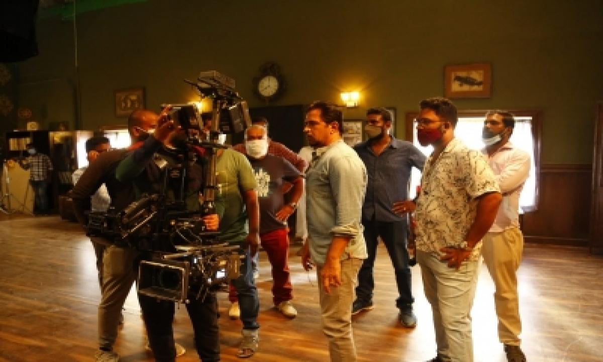 Harbhajan Singh Wraps Up Shoot Of Debut Film As Lead Actor-TeluguStop.com