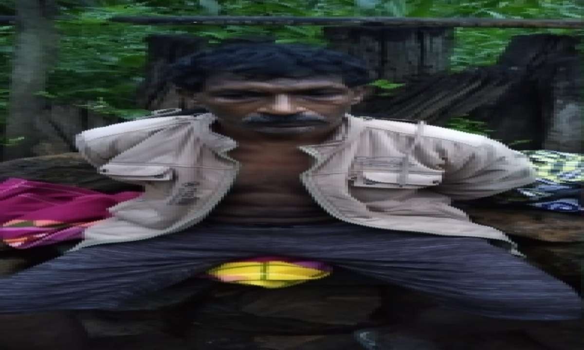 Hardcore Maoist Carrying Rs 20 Lakh On Head Arrested In Odisha-TeluguStop.com